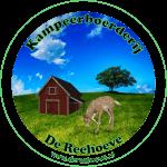 Kampeerboerderij De Reehoeve logo